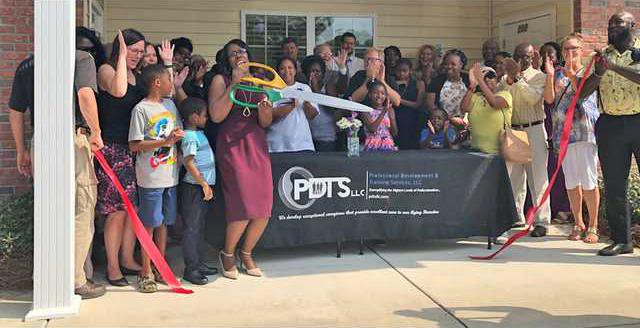 PDTS Ribbon Cutting Web