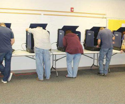 Election Day - Midway Elementary Web