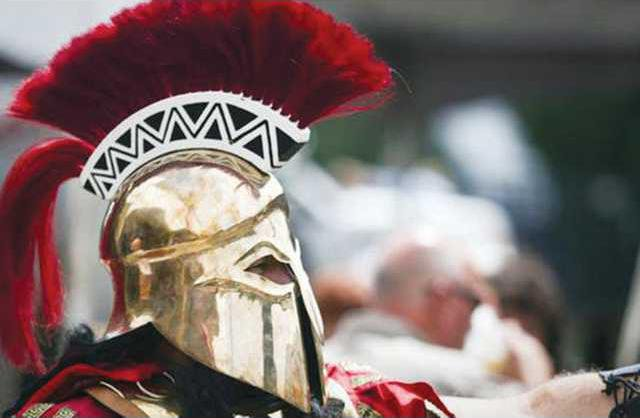 Historic Camden presents Armies Through Time - Chronicle-Independent