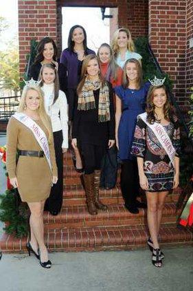 Miss Camden 2012 Group 6034