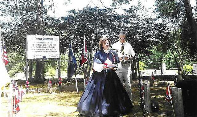 Confederate Ceremony