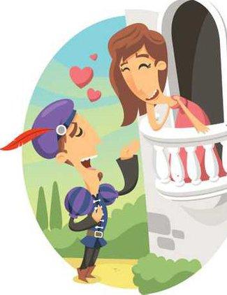 Romeo and Juliet Web