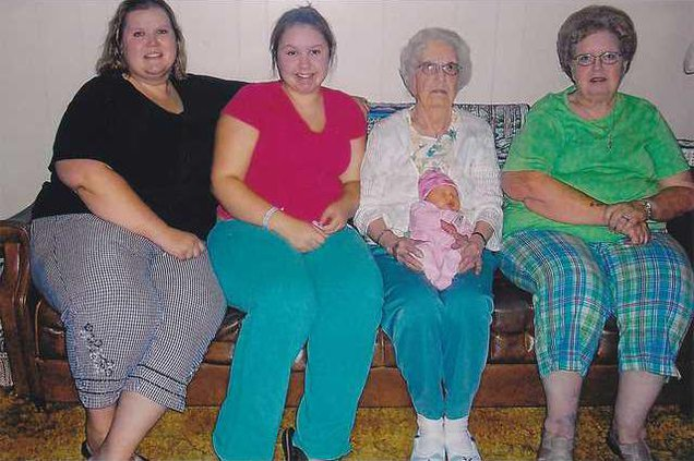 Five Generations of Love