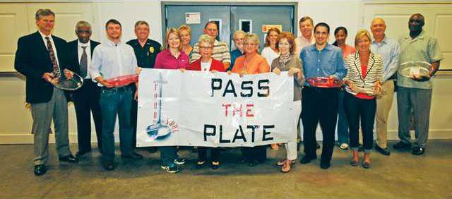 Pass the Plate web