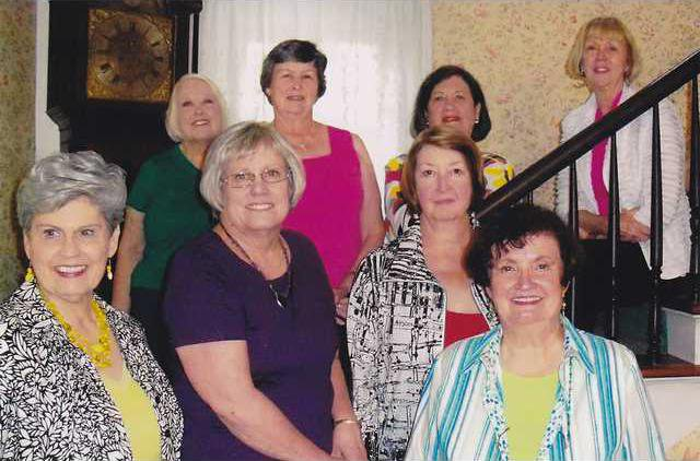 Garden Club Officers