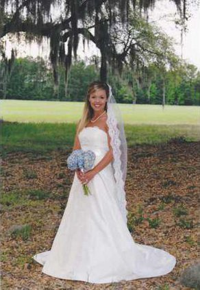 Singleton. Sanders wedding
