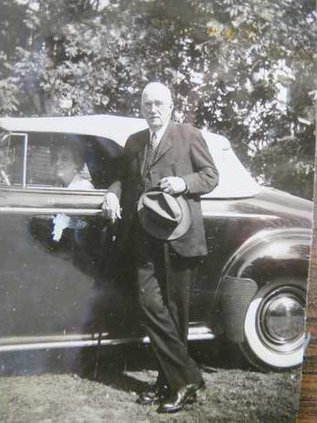 Dr Corbett and Car - Archives