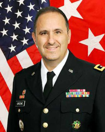 Maj Gen Harold Greene