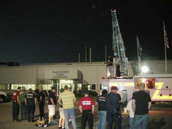 firefighter training 1