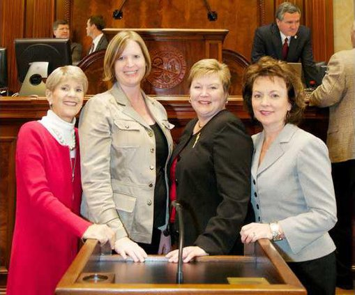 Womens Caucus Officer Photo for Web