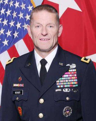 Fort Jackson - Gen Becker