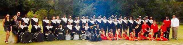 Robert Spitler and CHS band