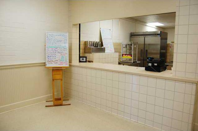 Antioch - Cafe