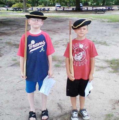 Historic Camden - Boys