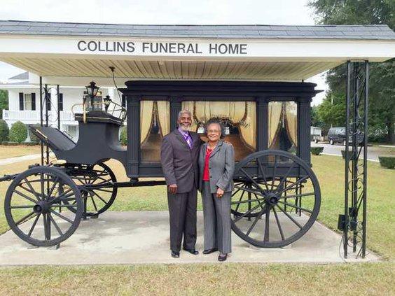 Roosevelt and Beverly Osborne