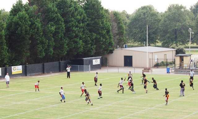 Flag Football - Alumni Game
