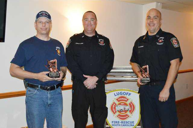 LF-R firefighters of the year announced - Chronicle-Independent