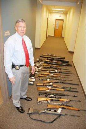 Matthews with Guns