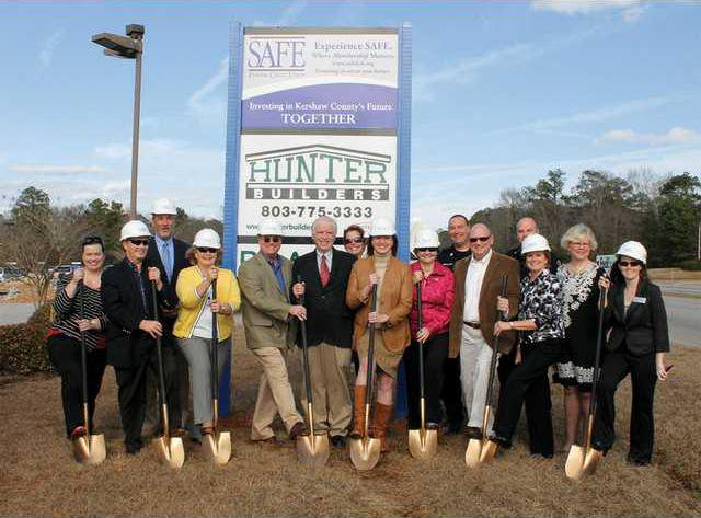 SAFE FCU breaks ground on Lugoff branch - Chronicle-Independent