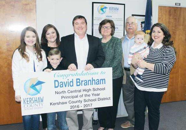 David Branham Web