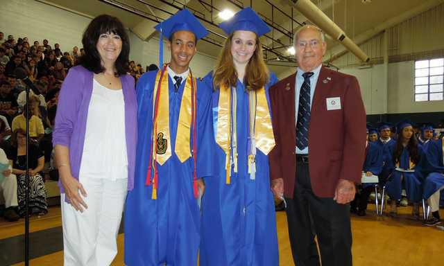Elks Lodge scholarship