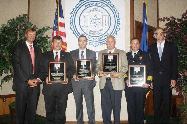 Jack Rushing Award Photo