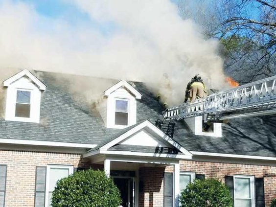 Lugoff House Fire Web