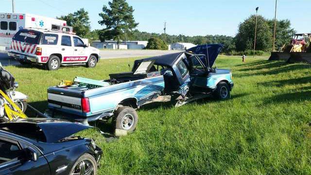 Lugoff crash