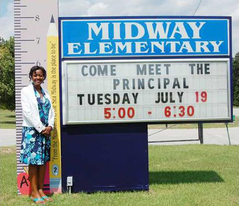 New Midway principal.JPG