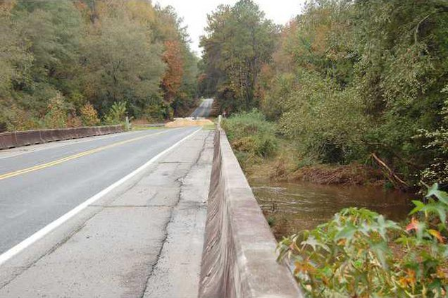 Pine Grove Road Bridge