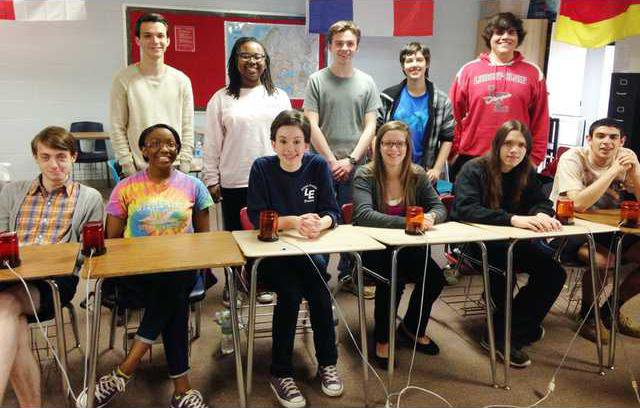 Quiz Bowl Teams - L-EHS