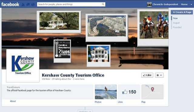Tourism Facebook Page