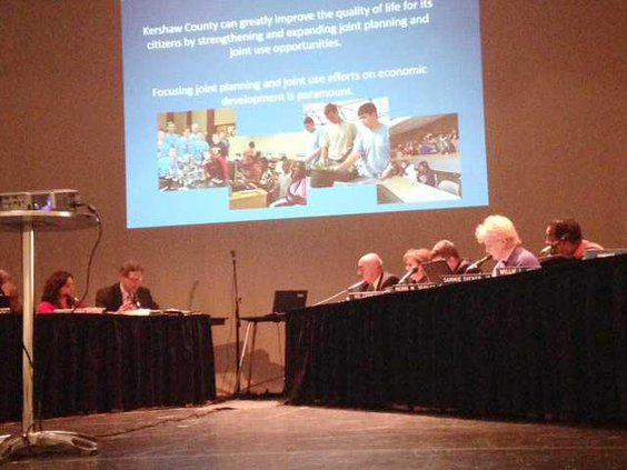 kcc and board joint meeting
