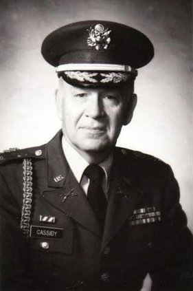 Obit Pic -- Col. Joel T. Cassidy