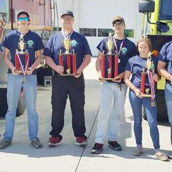 Lugoff, Camden fire explorers compete, win - Chronicle