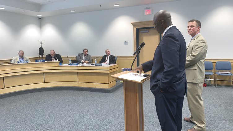 Boan: 'We need to trust council' on jail request - Chronicle