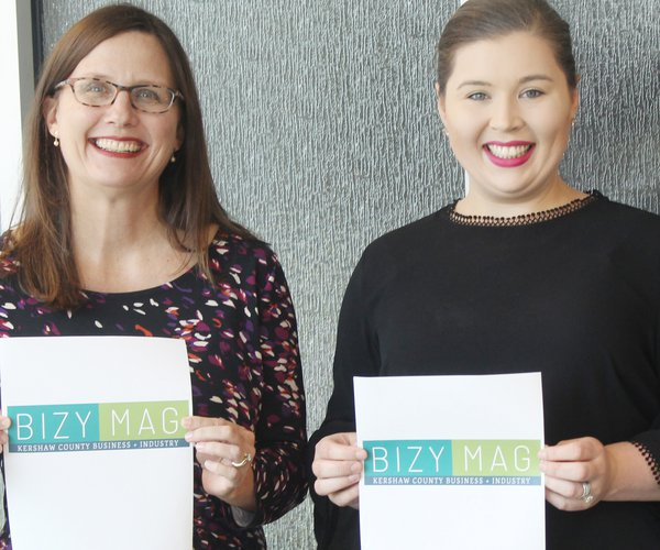 BIZY|MAG Amy and Lauren