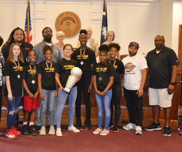 City Council - Girls Basketball