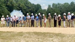 Visitors Center Groundbreaking
