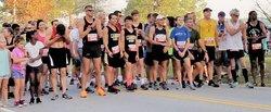 2018 5K Runners