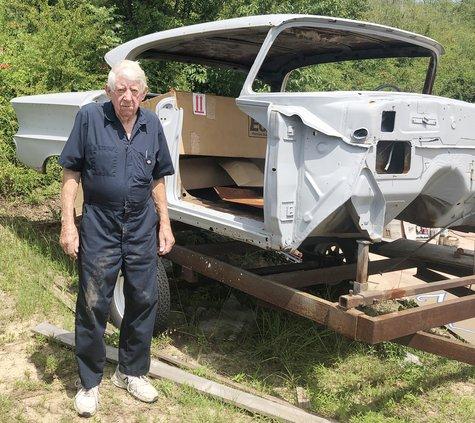 Edsel - Restoration