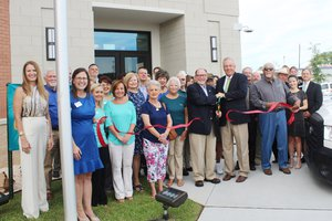 MCCU Ribbon Cutting