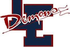 L-E logo