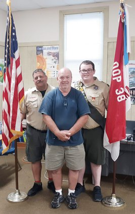 New Eagle Scout