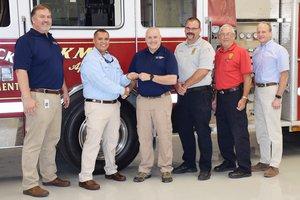 WTC Fire Truck