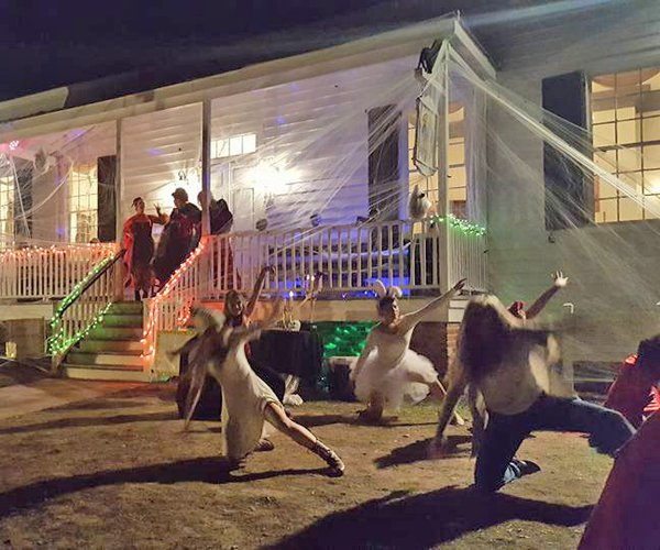 Historic Camden Halloween 2019