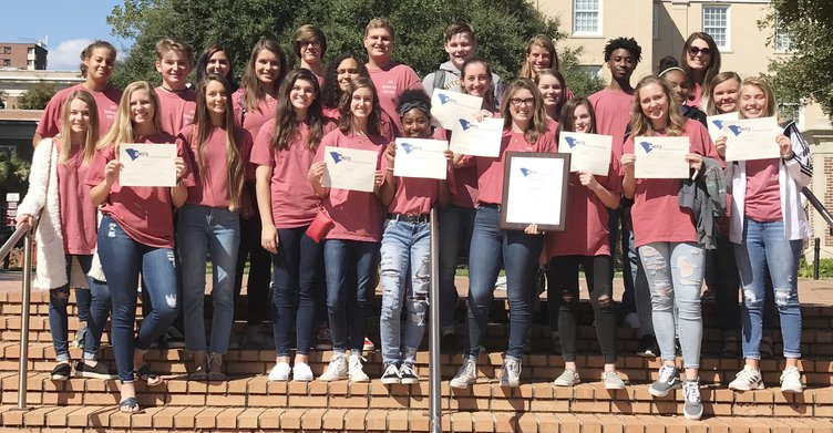 L-EHS Yearbook Staff