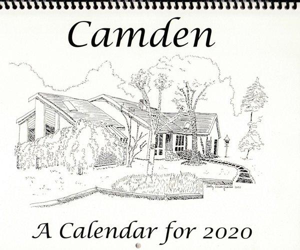 2020 Grace Calendar