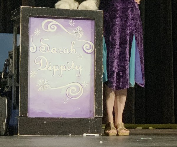 Sarah Dippity - Dog