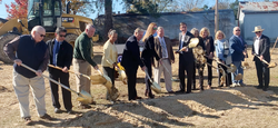 ALPHA Center Groundbreaking